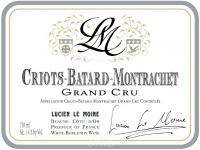 Criots Bâtard Montrachet Grand Cru