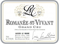 Romanée Saint Vivant Grand Cru