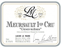 Meursault 1er Cru  Genevrières