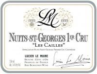 Nuits Saint George 1er Cru Les Cailles