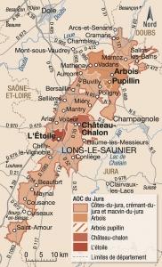 Jura region