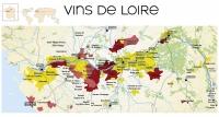Carte Val de Loire