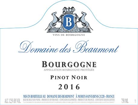 Bourgogne Pinot Noir Image
