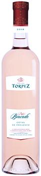Côtes de Provence Torpez Petite Bravade Rosé Image