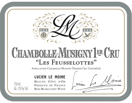 Chambolle Musigny 1er Cru Les Feusselottes Image