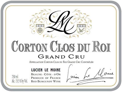 Corton Clos du Roi Grand Cru Image